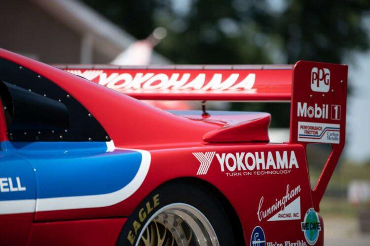 rear of Nissan