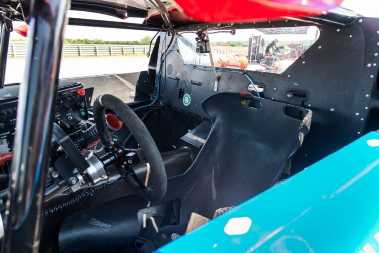 Drivers position