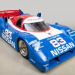 1990 Nissan NPT-90 – One of the Fastest GTP Cars Ever Created to be Auctioned