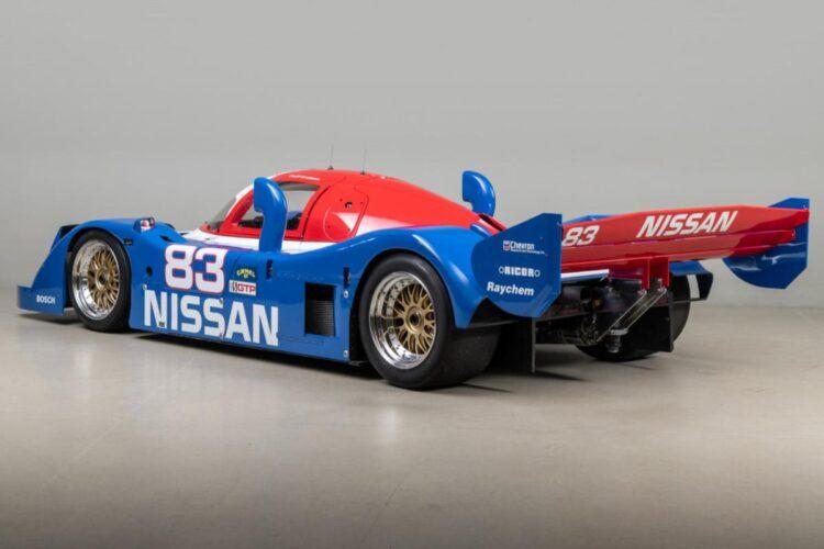 side of 1990 Nissan NPT-90