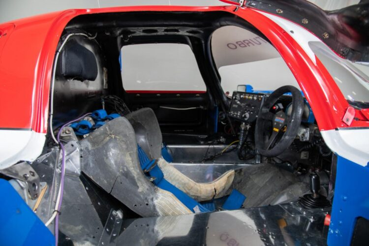 interior of NPT-90
