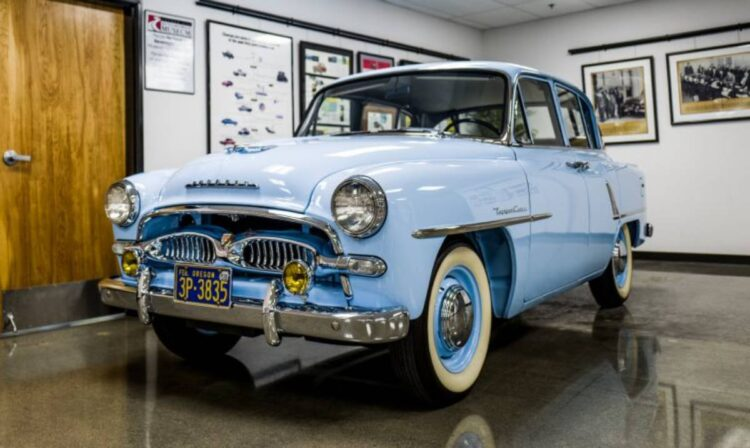 1958 Toyopet Crown