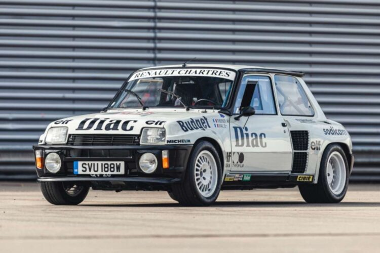 1982 Renault 5 Turbo Group 4