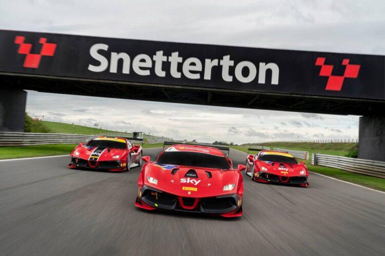 Ferrari Challenge 488 Evo