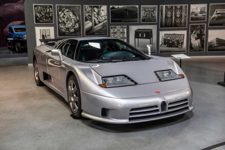 1994 Bugatti EB 110 Supersport