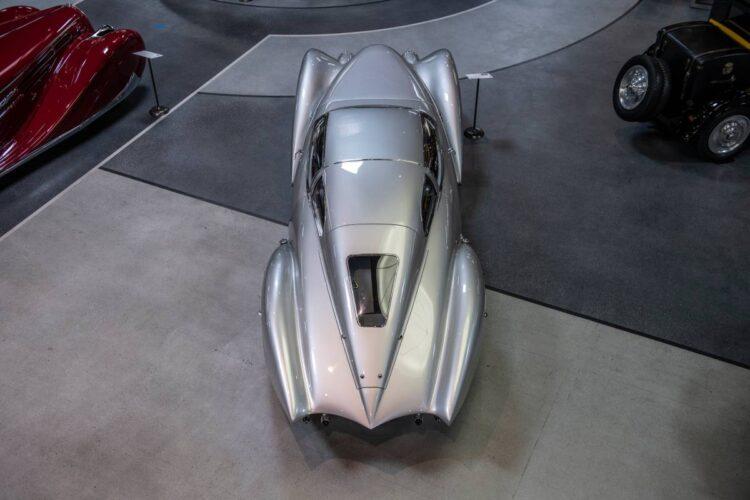 1938 Hispano-Suiza Dubonnet H6B