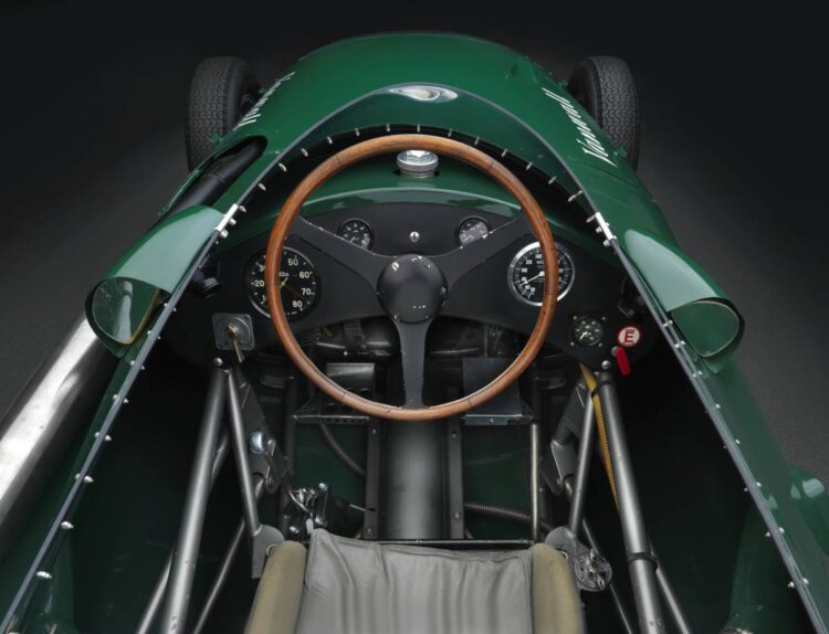 Vanwall Formula One Continuation Car