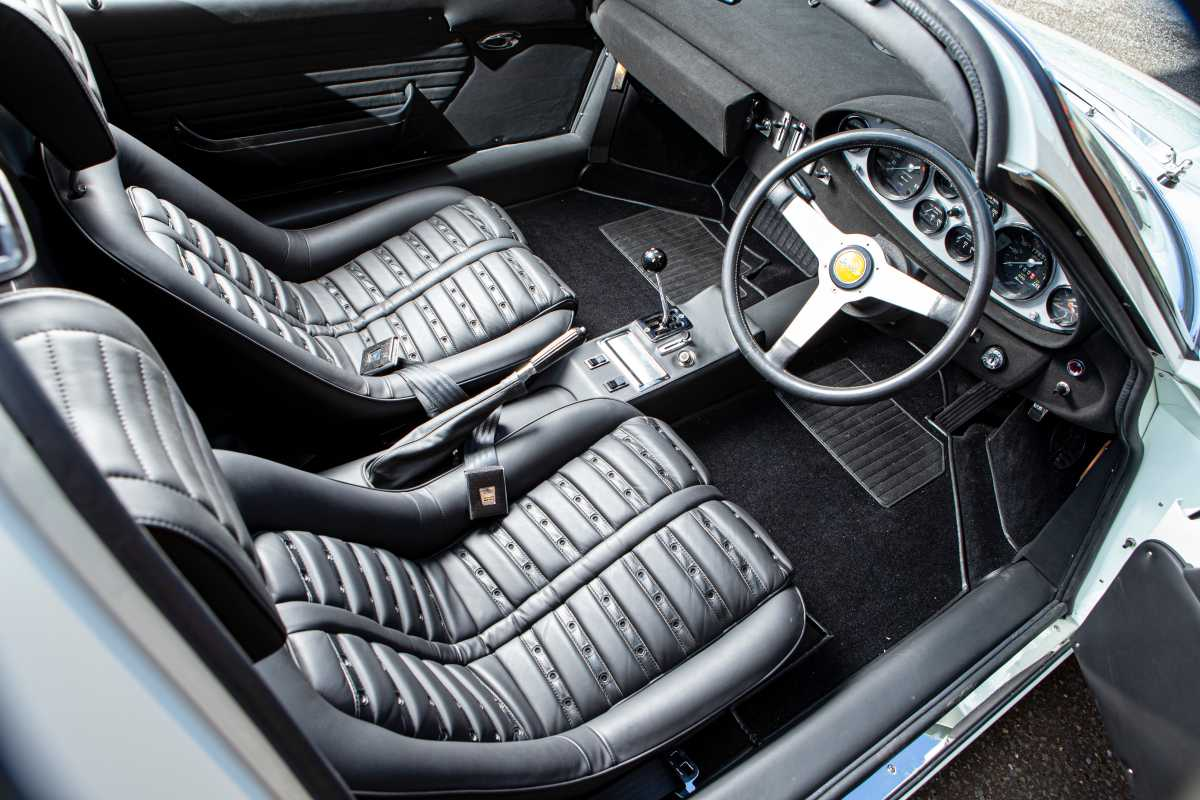 1973 Ferrari Dino 246 Gts Coupe 3 1 Sports Car Digest The Sports Racing And Vintage Car Journal