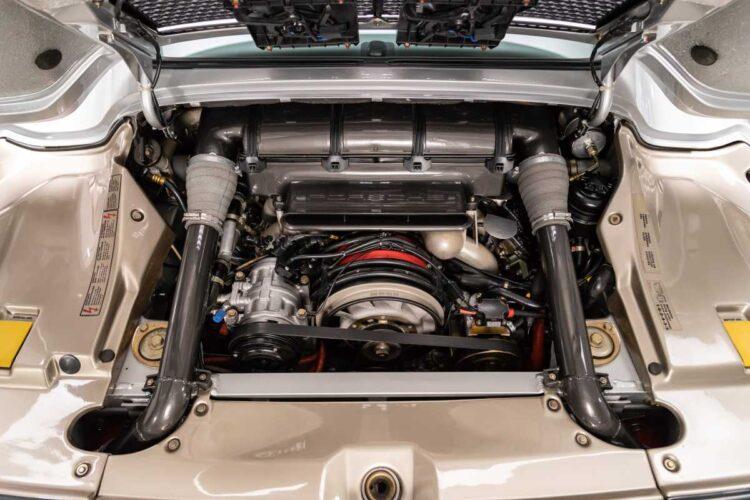 Engine of 959