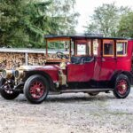Bonhams Golden Age of Motoring Sale Features The Silver Ghost