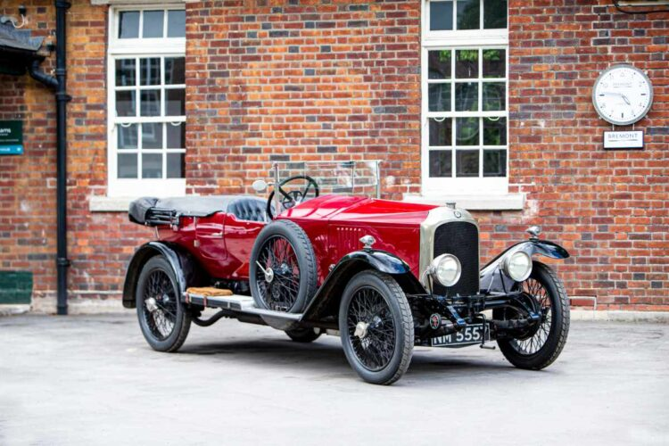 1924 Vauxhall 30-98 OE-Velox Tourer