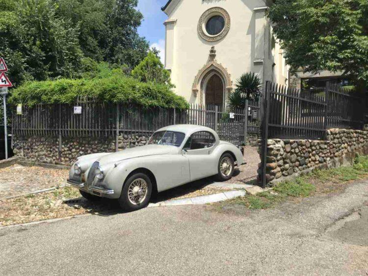 1953 Jaguar XK 120 Fixed Head Coupé