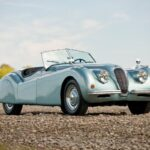 Jaguar XK120 – Worlds Fastest Production Car of the Early 50s