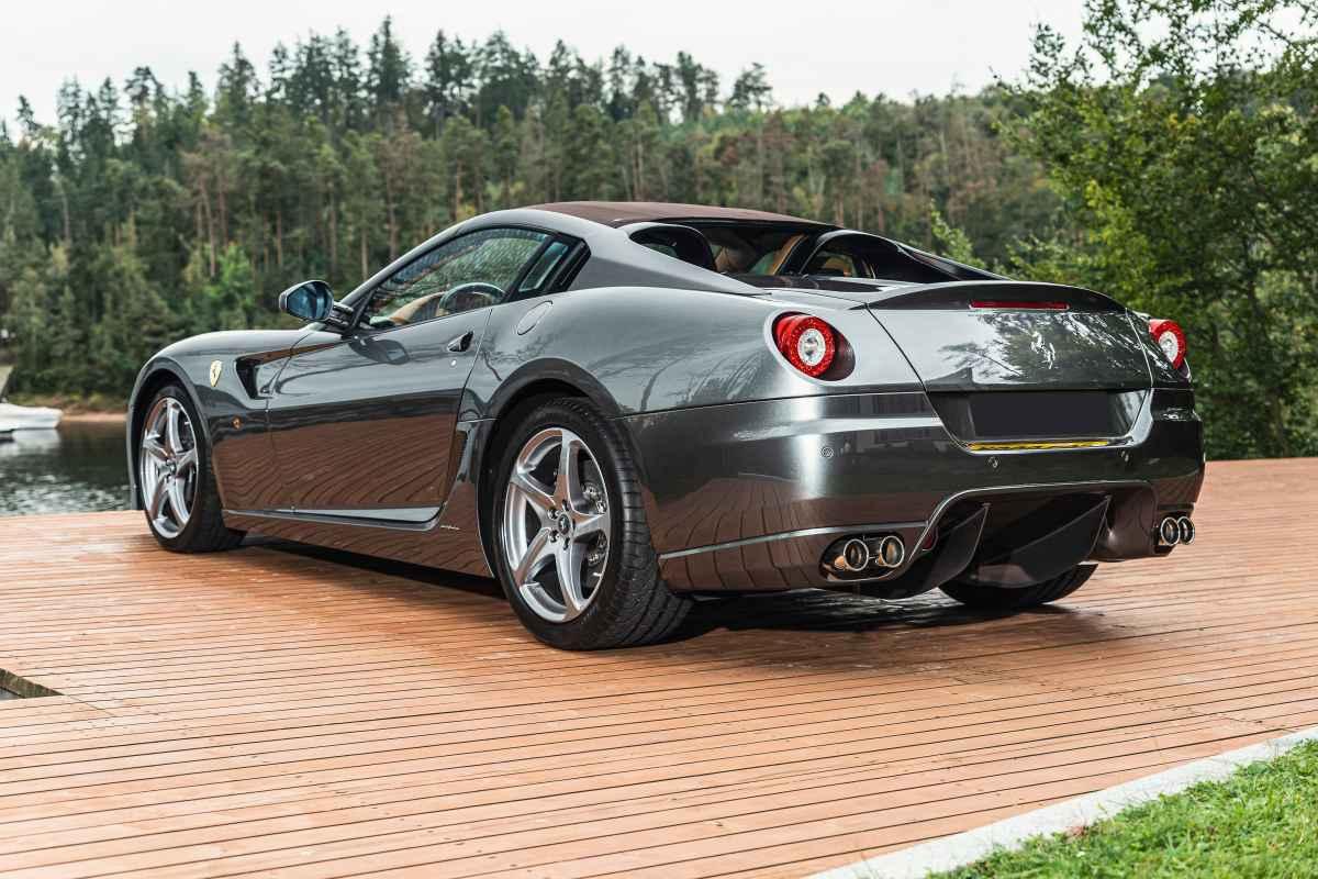 2011 Ferrari 599 Sa Aperta 9 1 Sports Car Digest The Sports Racing And Vintage Car Journal