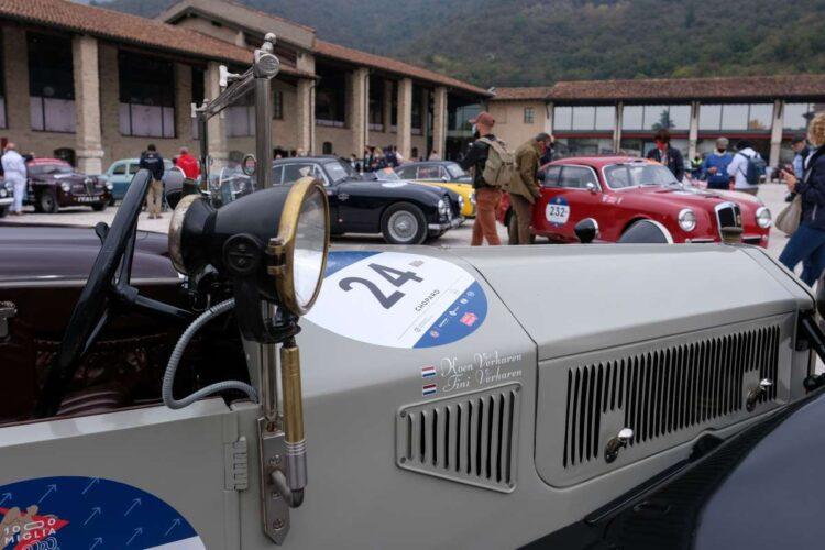 1927 Lancia Lambda VII Serie
