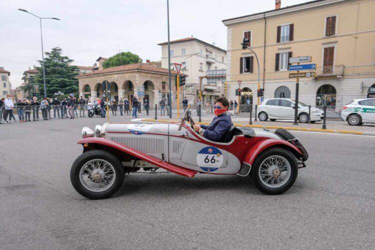 1932 FIAT 514 Coppa delle Alpi