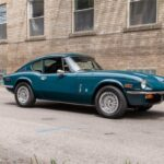 Triumph GT6- The Classic British 60s Fastback