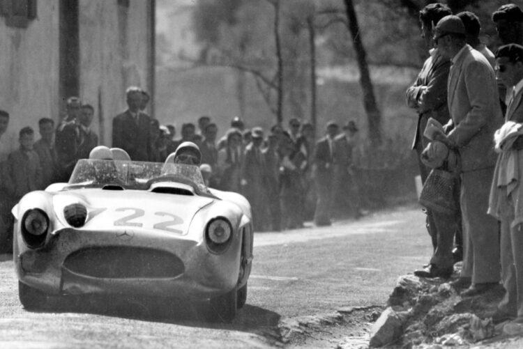1955 Winners Stirling Moss