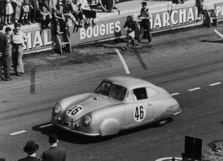 Porsche 356 SL Coupe