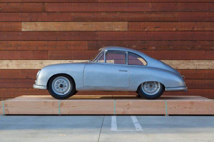 erry Seinfeld's 1949 Porsche 356/2 Gmünd