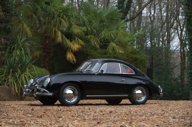 1958 Porsche 356 A 1600 Super Coupé
