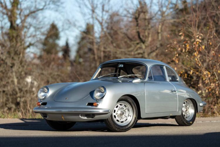 1962 Porsche 356 B Carrera 2 Coupé