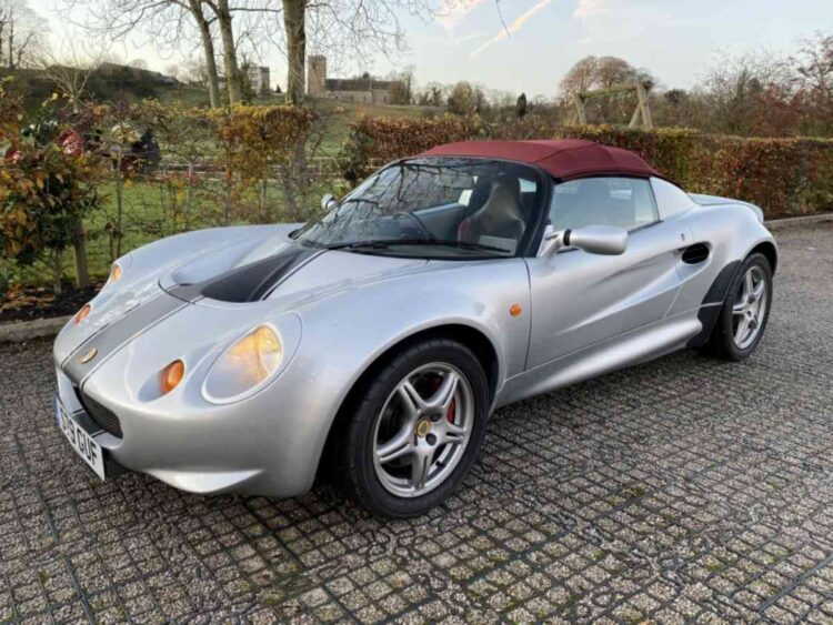 1998 Series One Lotus Elise