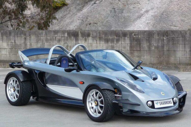 2000 Lotis Elise 340R