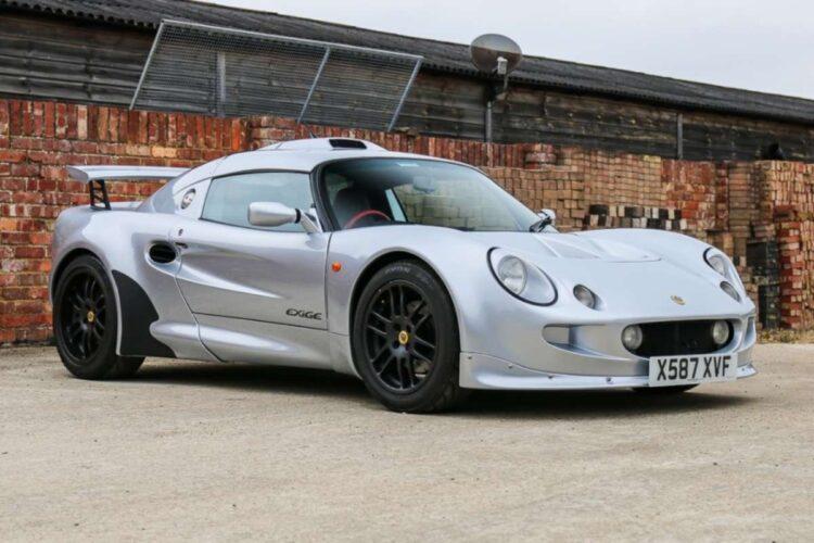 2001 Lotus Exige Series 1
