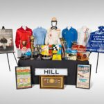 Treasures from The Phil Hill Automobilia Collection To Be Auctioned by Gooding & Company