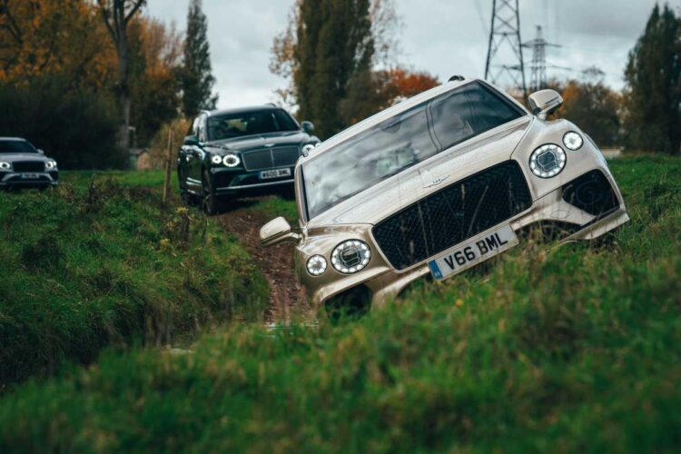 Bentley Bentayga Hybrids