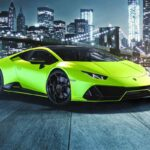 Automobili Lamborghini Presents the Huracán EVO Fluo Capsule