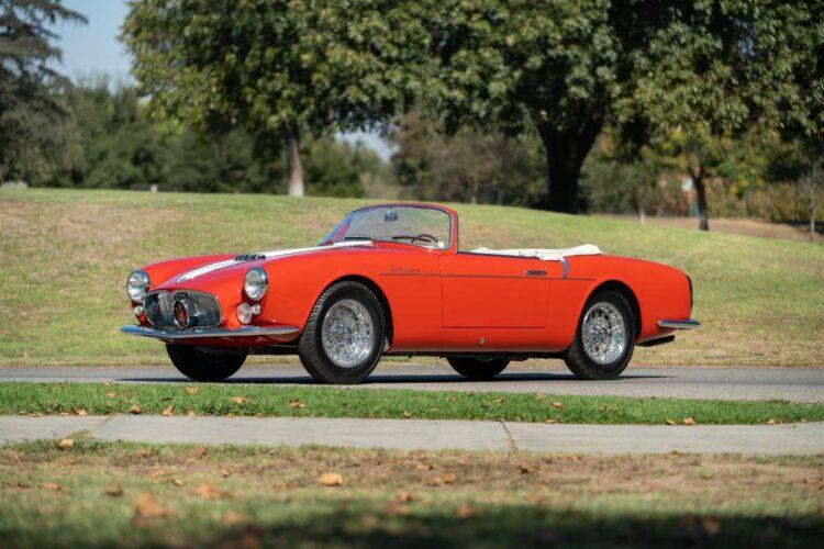 1956 Maserati a6G 54 Spider