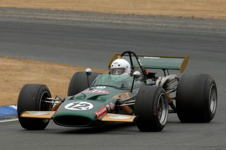 #12 McLaren M10B