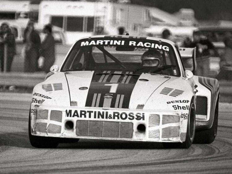 Daytona in Martini 935 Jacky Ickx