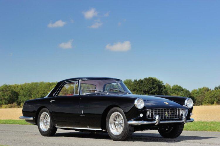1958 Ferrari 250 GT Coupé by Pinin Farina