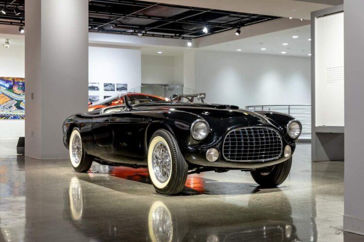 1952 Ferrari 212/225 Inter Spyder Barchetta