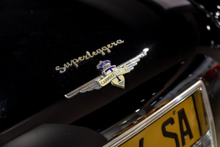 1952 Ferrari 212/225 Inter Spyder Barchetta emblem