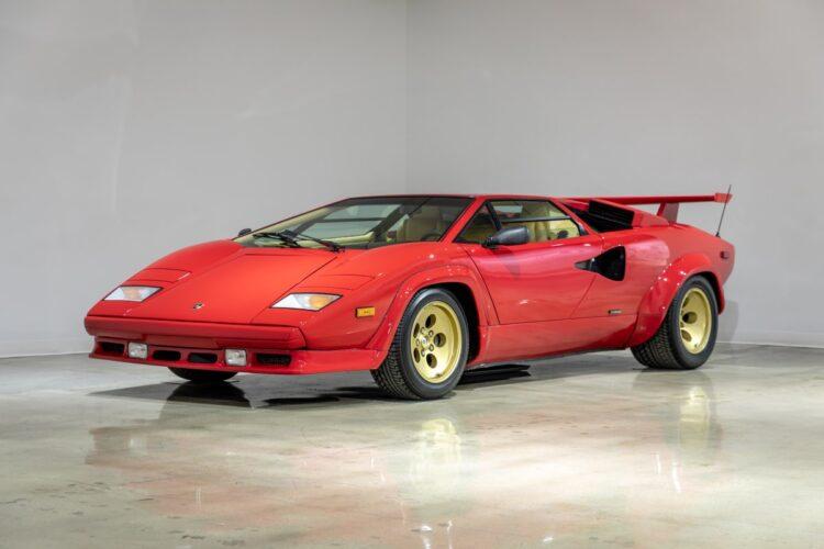 1988 Lamborghini Countach 5000QV