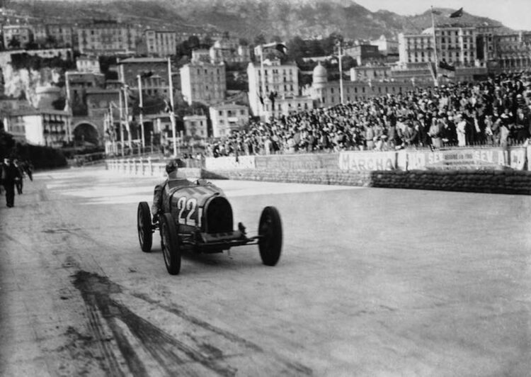 Louis Chiron won the Monaco Grand Prix