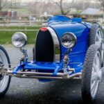 Limited-edition Launch of the Bugatti Baby II