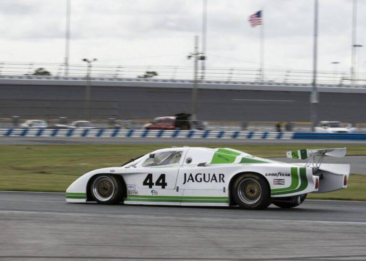 1983 KMW Motorsports Jaguar XJR5