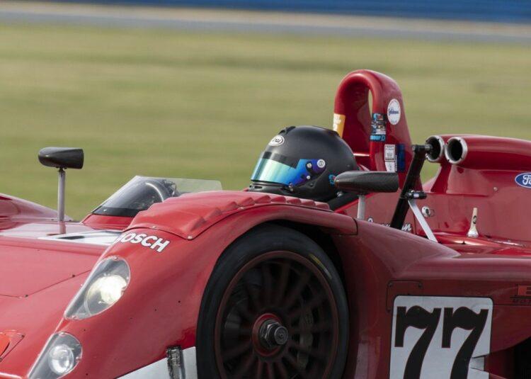 Mark Brannon in the 2001 Riley & Scott Mk III