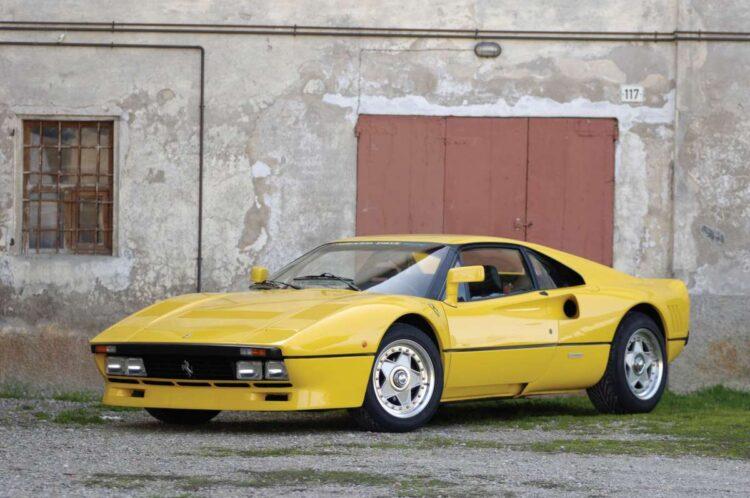 1985 Ferrari 288 GTO Prototipo