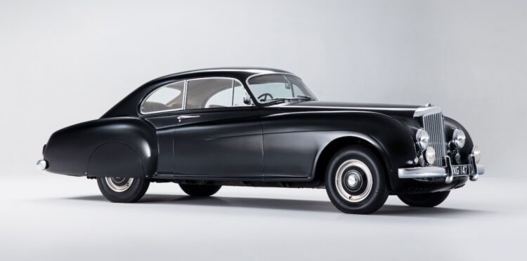 1953 Bentley Continental Sports Saloon