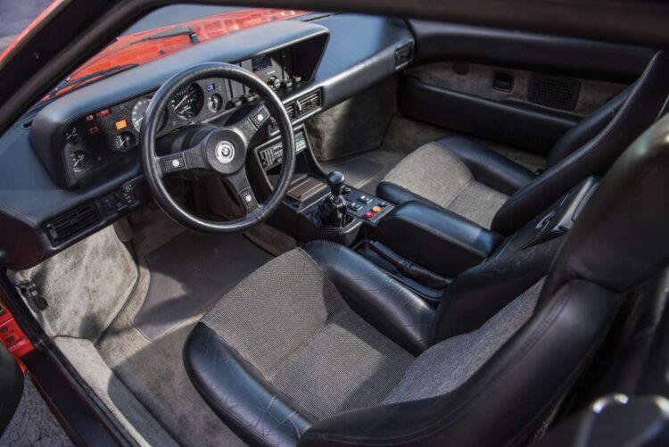 interior of M1