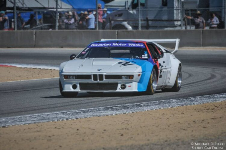 1980 BMW M1 IMSA Group 4