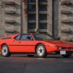 BMW M1 – The Thrilling Breakthrough Mid-engined Supercar