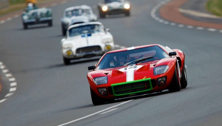 Ford GT40 Historic Series