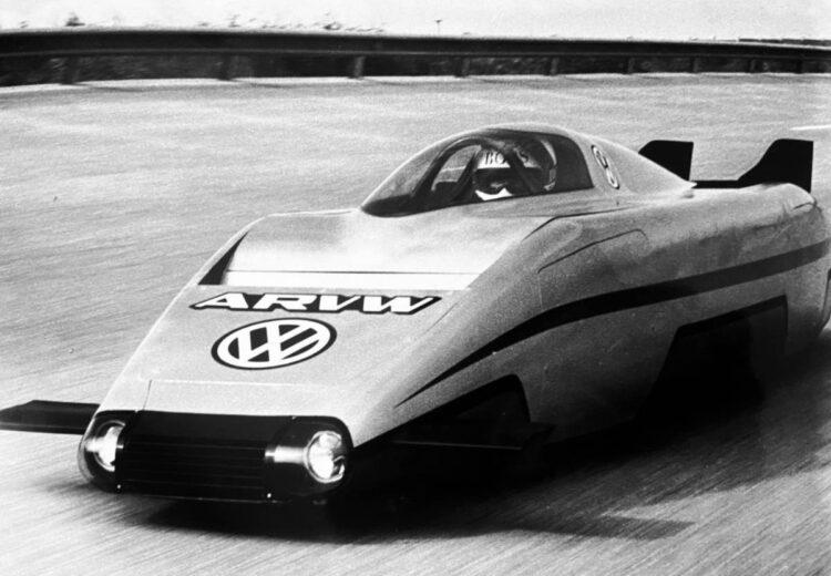 ARVW aerodynamic VW